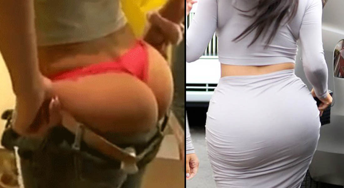 15 Reasons Why Having A Big Butt Can Be A Curse