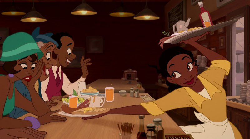 Tiana is the Only Princess to Ever do a Job-15 Interesting Things About Disney Princesses You Never Noticed
