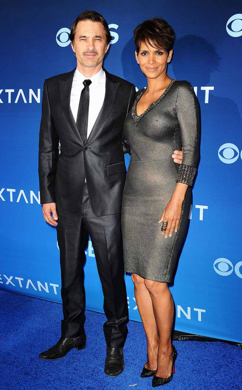 Halle Berry and Olivier Martinez-15 Surprising Celebrity Divorces In 2015