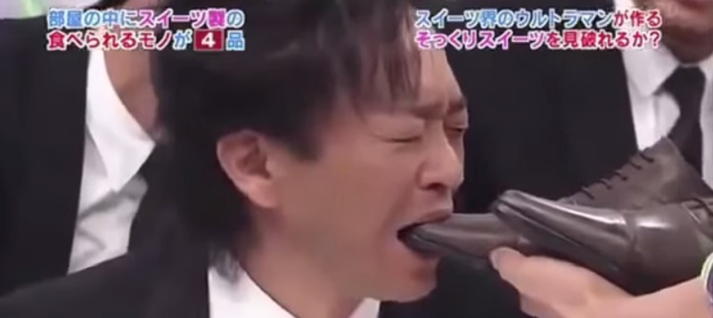Candy or Not Candy Japanese Show-15 Weirdest Game Shows From Japan