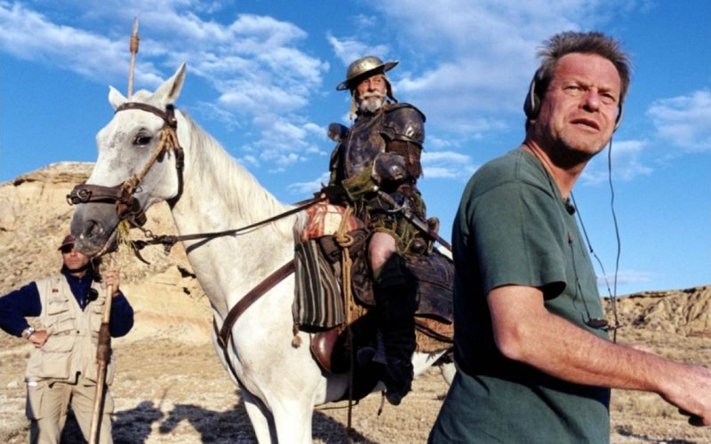 The Man Who Killed Don Quixote-15 Movies That Were Planned But Never Finished Filming