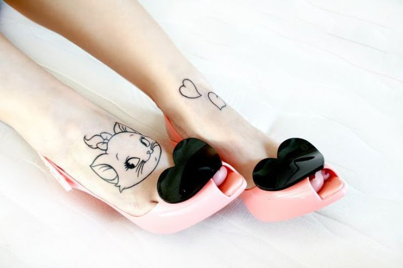 Maria Tattoo-15 Cutest Disney Tattoos That Will Make You Want To Have One