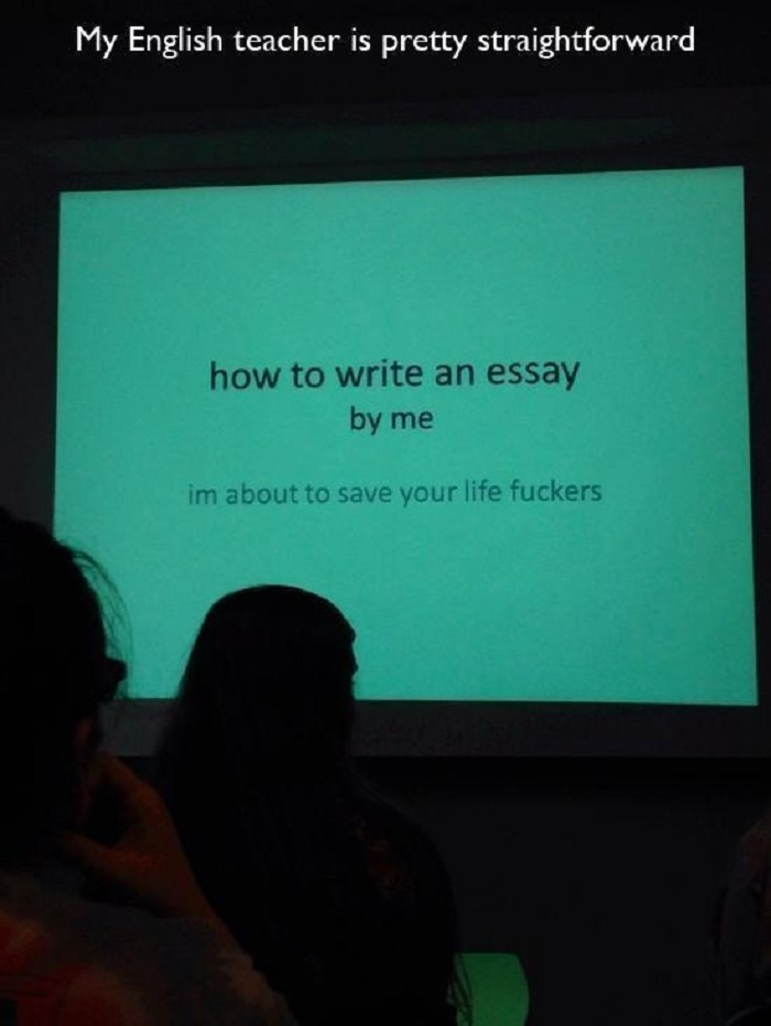 This Brutal Honest English Teacher-15 Awesome Professors That Everyone Wishes To Have
