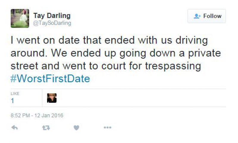 This Complicated First Date-15 People Confess Their Worst First Date On Twitter