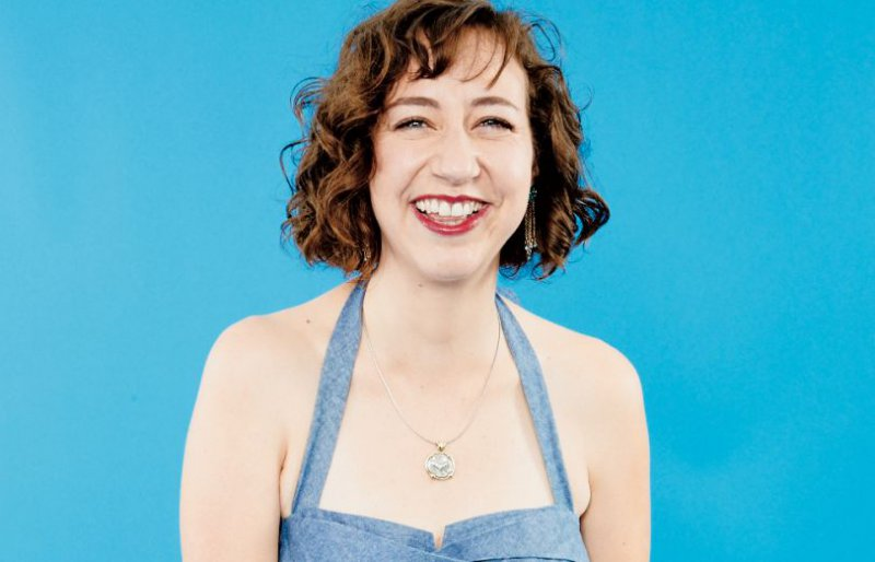 Kristen Schaal Farted While Filming a Hot Scene-15 Awkward Sex Scene Stories As Told By Actors