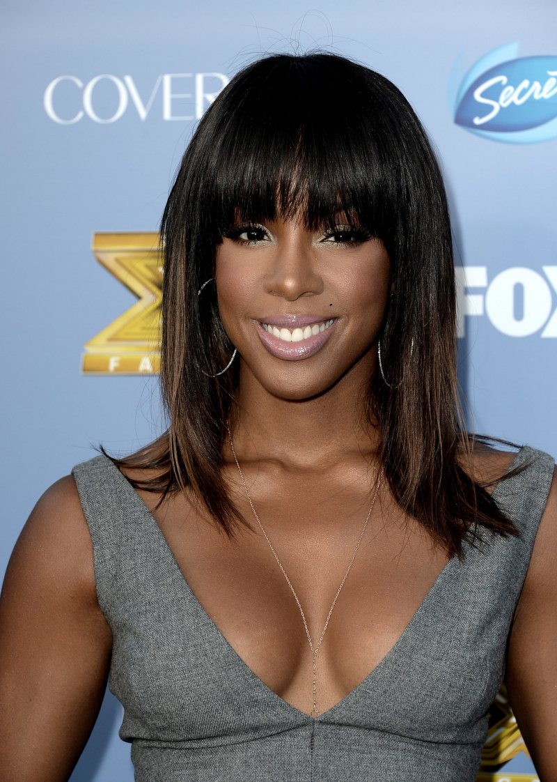 Kelly Rowland-24 Celebrities Who Had Breast Implants