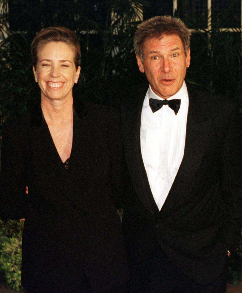 Harrison Ford And Melissa Mathison-12 Most Expensive Celebrity Divorces Ever