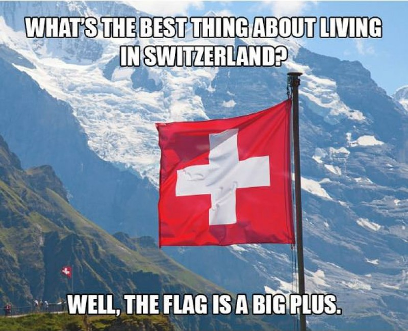 Flag is a Big Plus-15 Terrible Jokes That Are Actually Funny
