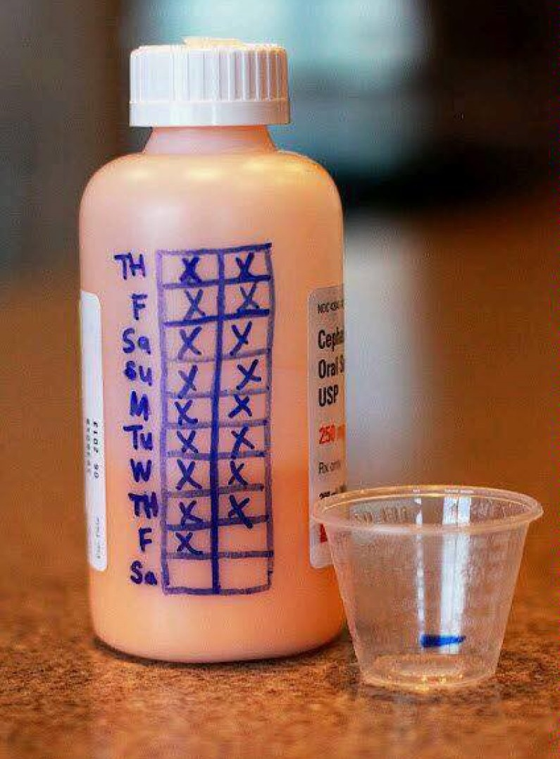 Easiest Way to Track Medicine Dose-15 Parenting Hacks That Will Make You Super Parents