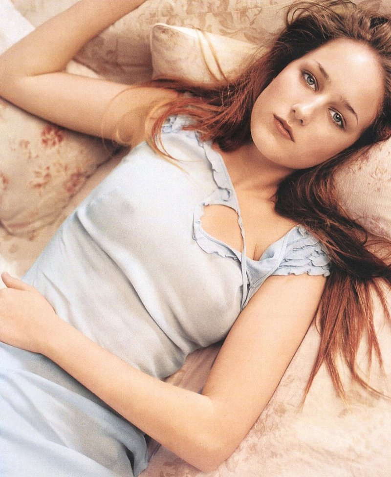 Leelee Sobieski-12 Celebrities Who Took An Oath To Remain Virgin Until Marriage