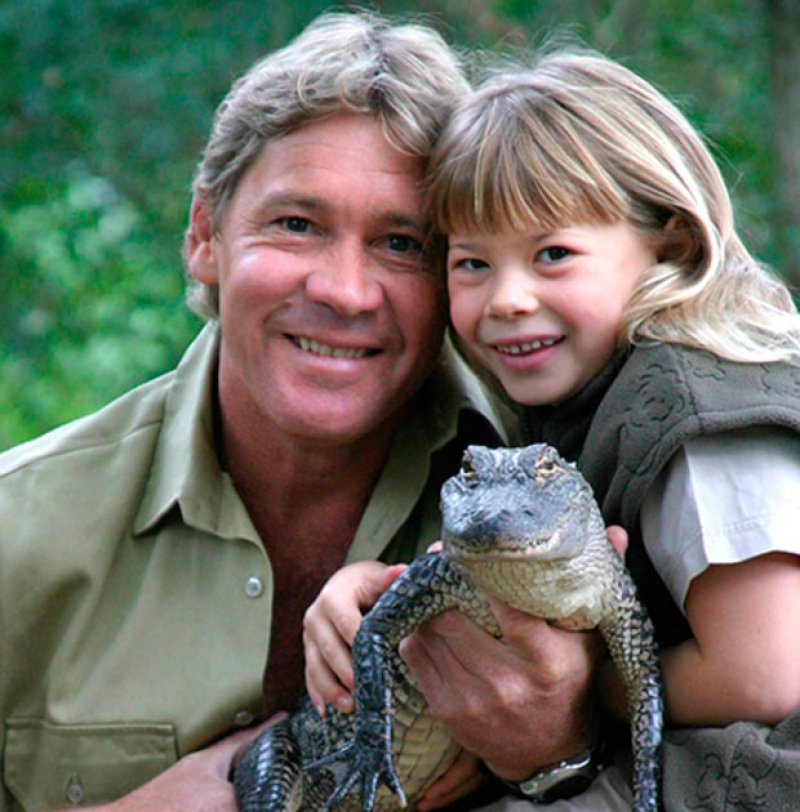 Steve Irwin's Daughter Bindi Irwin-15 Celebrity Kids Who Have Grown Up Hot