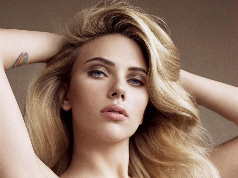 Scarlett Johansson-12 Celebrities Who Don't Use Twitter At All