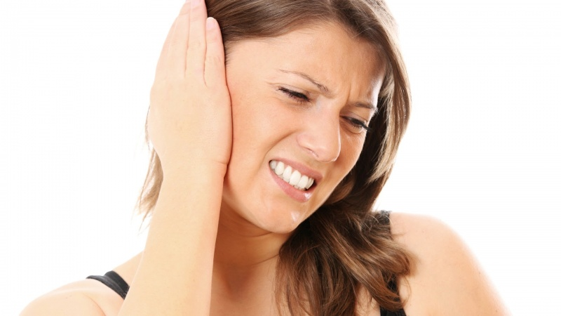 Ear ache from Hearing Music for a Long Time-15 Most Oddly Painful Things In The World