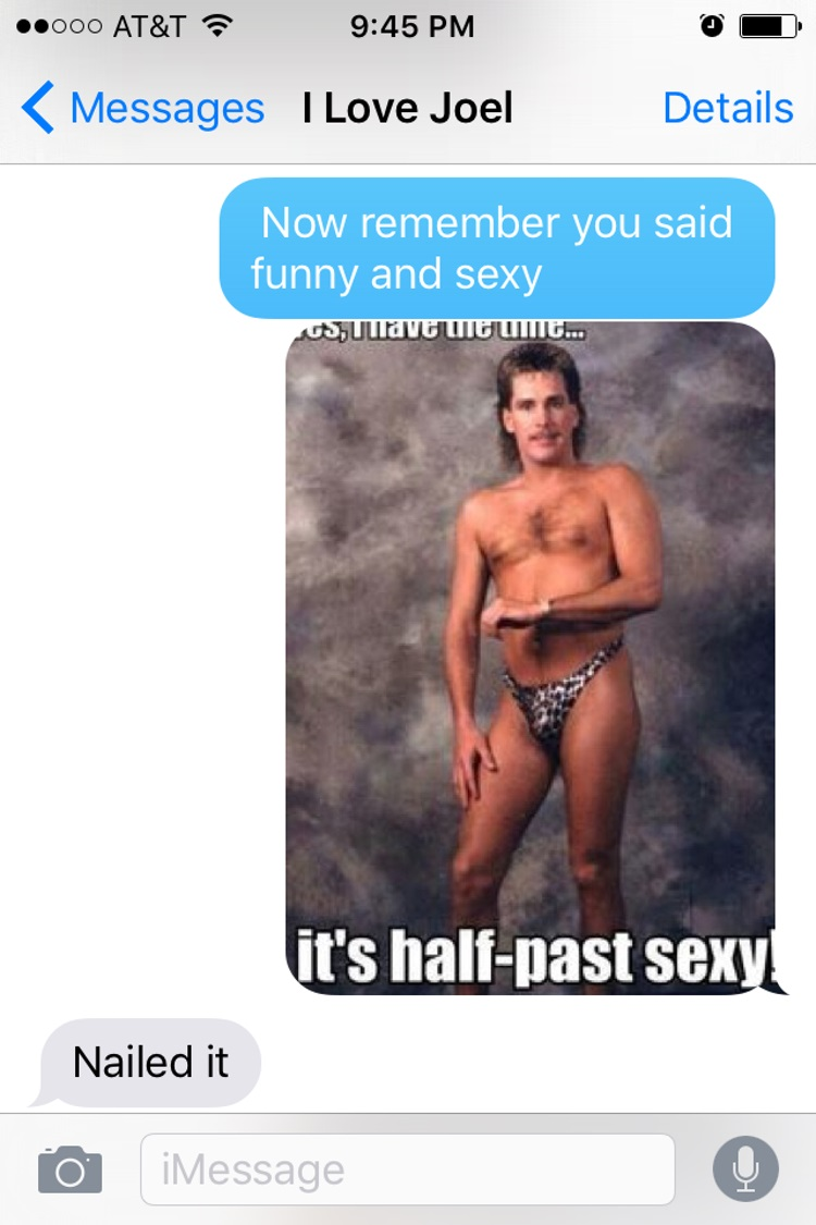 This is How It All Started-15 Hilarious Images Of A Couple's Pun Texting