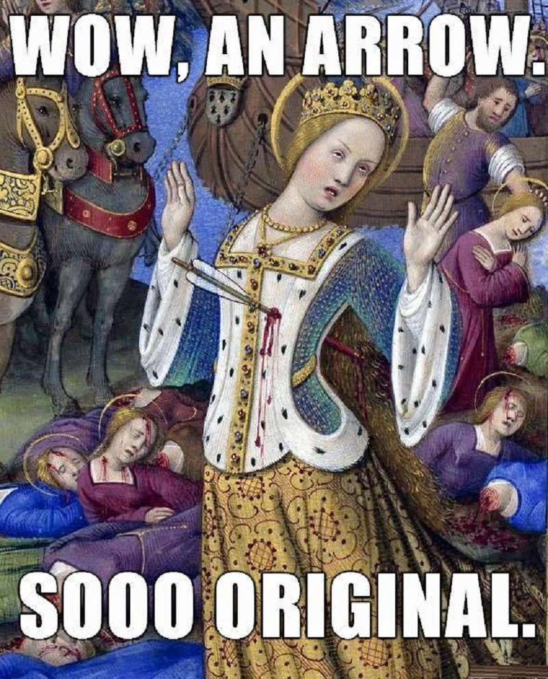This Weird Expression-15 Art History Reactions That Are Sure To Make You Laugh