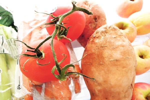 Organic Vegetables-Foods That Boost Immunity