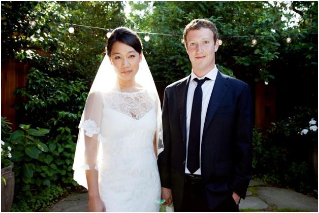 Zuckerberg and Wife Met Near A Bathroom-Unknown Mark Zuckerberg Facts