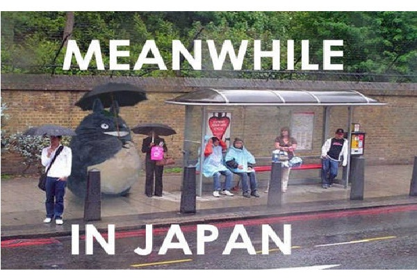 Japan-Best Meanwhile In..Memes