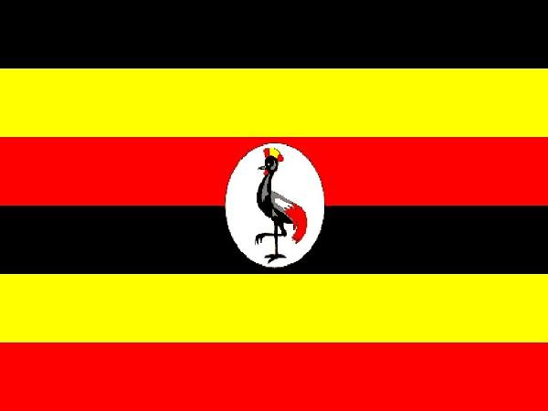 Uganda-World's Strangest Flags