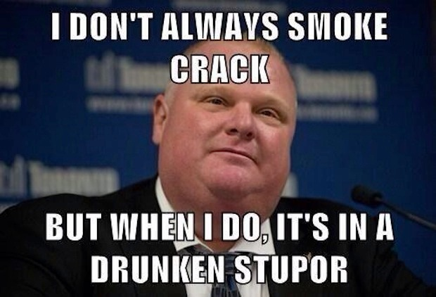 Rob Ford-Worst Apologies Ever