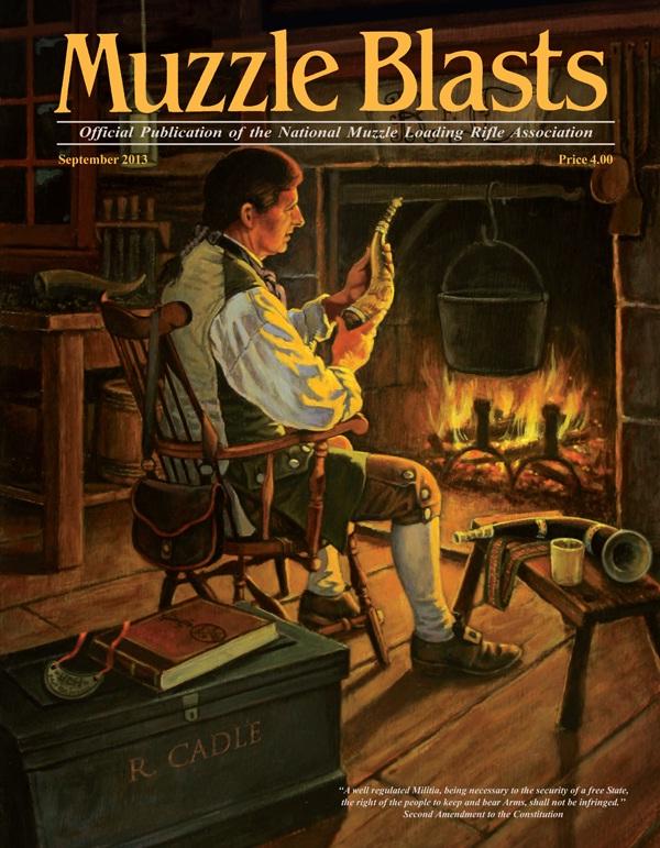 Muzzle Blasts-World's Most Bizarre Magazines