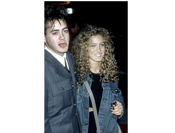 Robert Downey Jr. Dated Sarah Jessica Parker-Things You Didn't Know About Robert Downey Jr.
