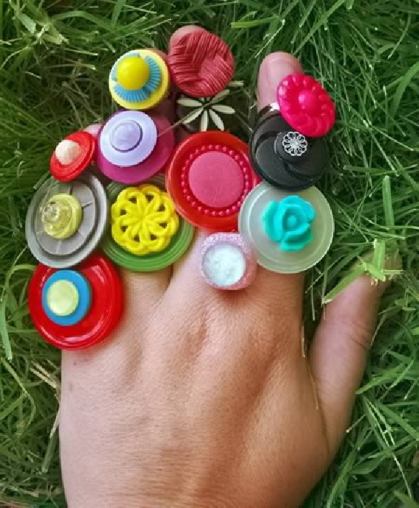 A Work Of Art-Wackiest Rings To Wear