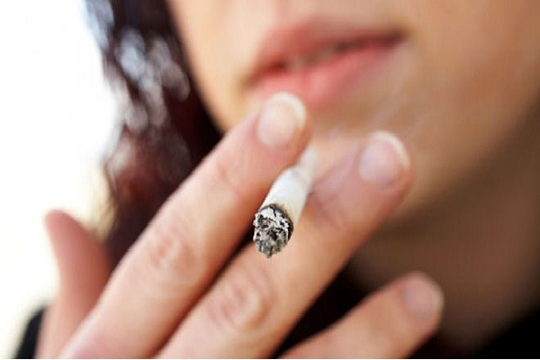 Stop smoking-Natural Ways To Stop Hair Loss