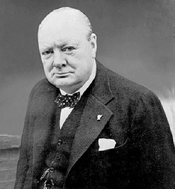 Winston Churchill-Greatest Leaders In History