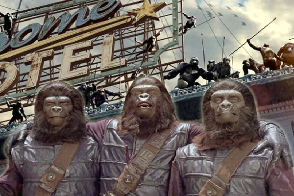 Planet Of The Apes Remake-Most Illogical Movie Endings