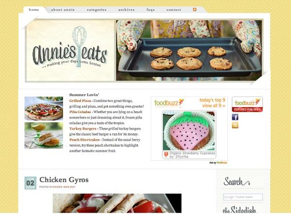 Annies-eats.com-Best Recipe Websites