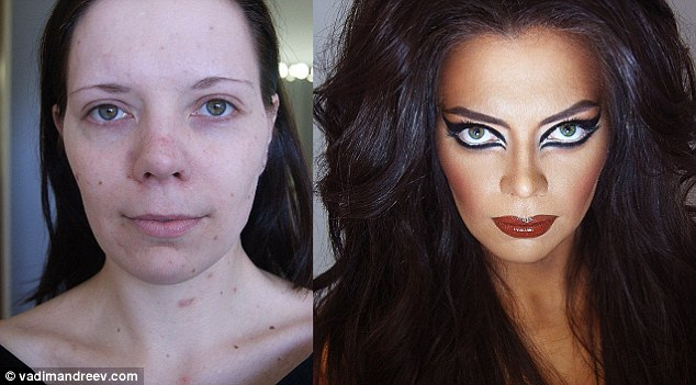 Unbelievable-Best Body And Makeup Transformations