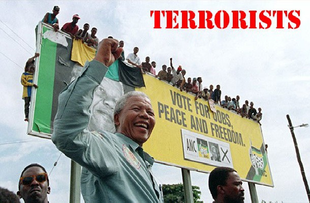 Ruled a Terrorist-Things You Didn't Know About Nelson Mandela