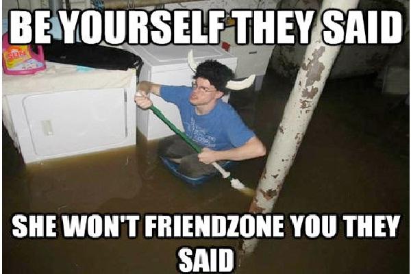 Upsetting-Hilarious Friend Zone Memes