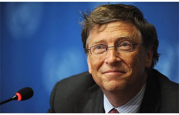 Bill Gates-Famous Nerds Around The World