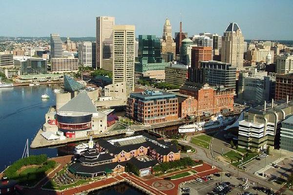 Baltimore-Most Dangerous Cities In America