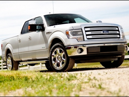 Ford F-Series-America's Most Stolen Cars