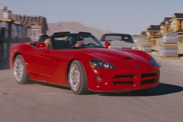 2003 Dodge Viper SRT-10-Coolest Cars In The Fast And The Furious