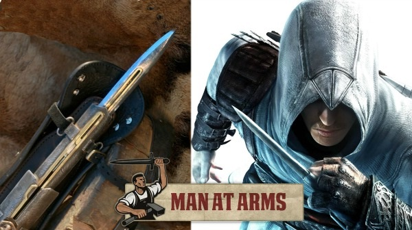 Assassin's Creed-Virtual World Weapons In Reality