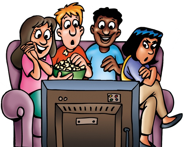 Watching television-Weird Things The US Tops The World