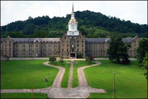 Trans-Allegheny Lunatic Asylum, Weston, WV-Most Haunted Places In USA