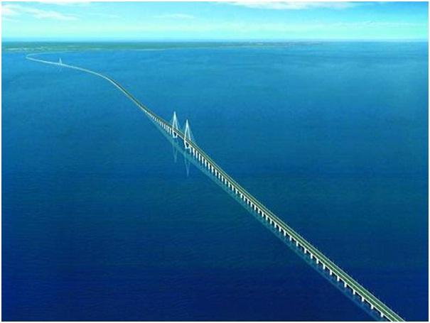 Hangzhou Bay Bridge-Longest Bridges In The World