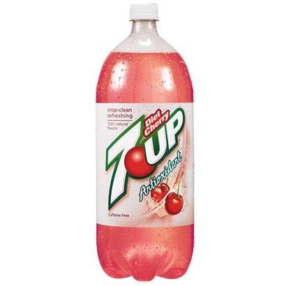 diet Cherry 7-Up-Best Diet Soda Brands