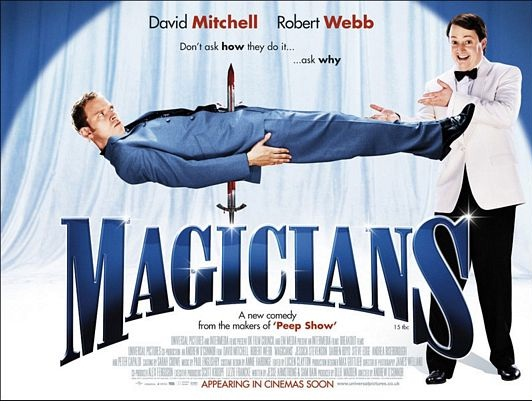 Magicians-Best Movies About Magic/magicians