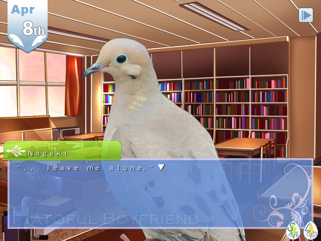 Hatoful Boyfriend-Strangest Japanese Video Games Ever