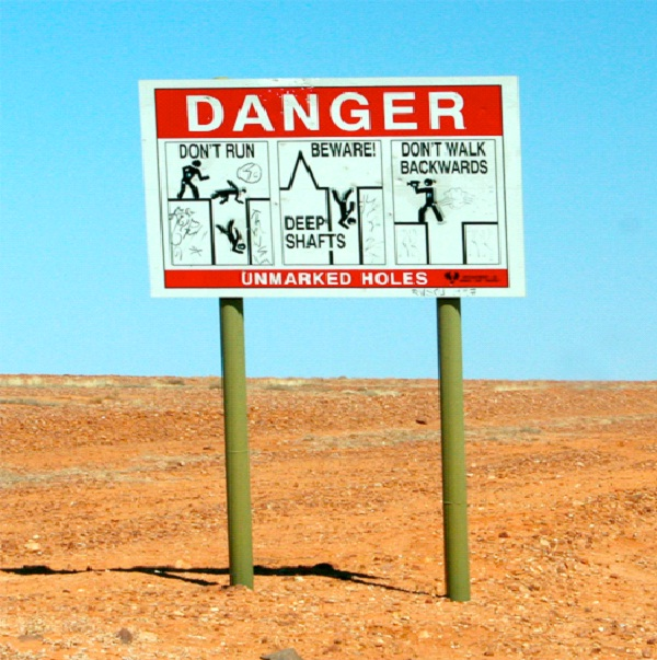Coober Pedy - South Australia-Unusual And Unbelievable Underground Places