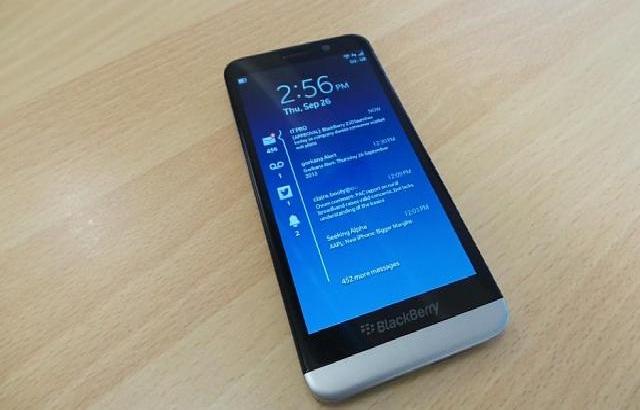 Blackberry Z50-Most Awaited Mobiles In 2014