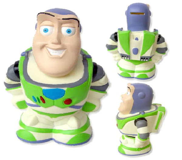 Buzz Light Year-Cool Piggy Banks