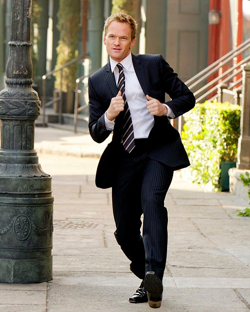 Barney Stinson-Straight Characters Played By Gay Actors