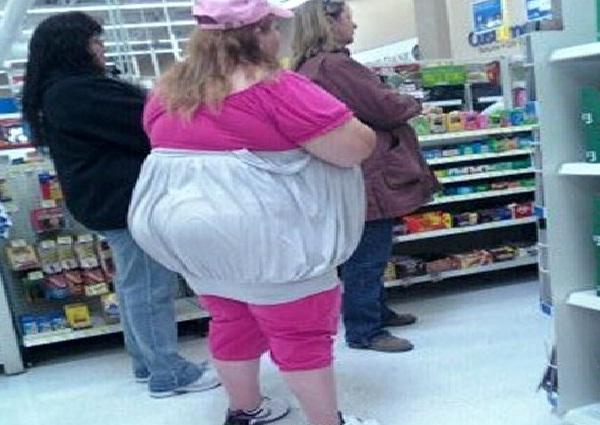 Fashion Tips-Strangest People Of Walmart